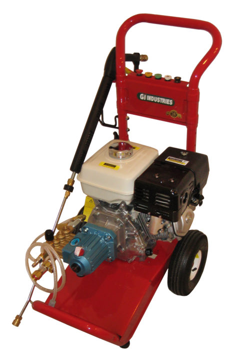 GPW2500 Gas Powered Washer Jetter