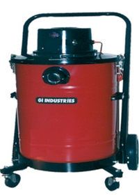 GI  Vac 100 Wet and Dry Vacuum 15 Gallon .