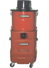 GI 615 Vacuum For Wet and Dry Hazardous Waste