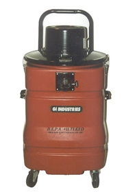 GI 615D Vacuum For Dry Hazardous Waste